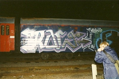 Raw Bor wholecar 1996