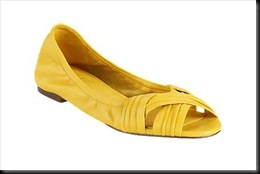Cole Haan Air Natalie Ballet Sunflower Nappa