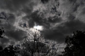 Ce soir les nuages ont changé