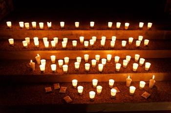 72 bougies et plus... en mémoires des vistimes du SIDA