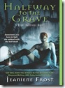 Halfway to the grave Cover