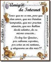 amigos por internet