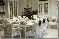White Christmas annette hus