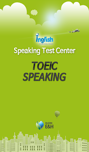 inglish TOEIC Speaking Test - screenshot