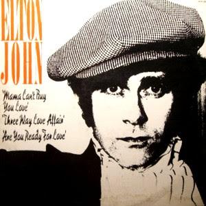 Elton John - The Thom Bell Sessions