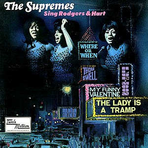 Diana Ross & The Supremes - The Supremes Sing Rodgers & Hart