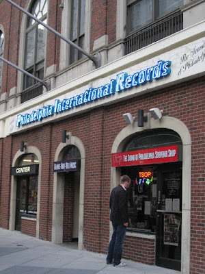 Philadelphia International Records, Philadelphia