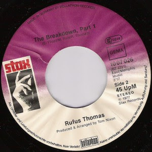 Rufus Thomas - (Do The) Push And Pull / The Breakdown