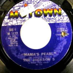 Jackson 5 - Mama's Pearl / Darling Dear