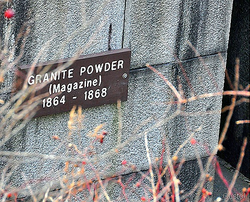 10. Granite gus
