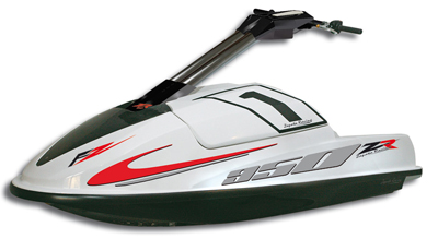 ZAPATA Racing FZ 950 2010