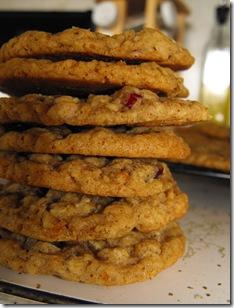 oatmeal bran cookies 1