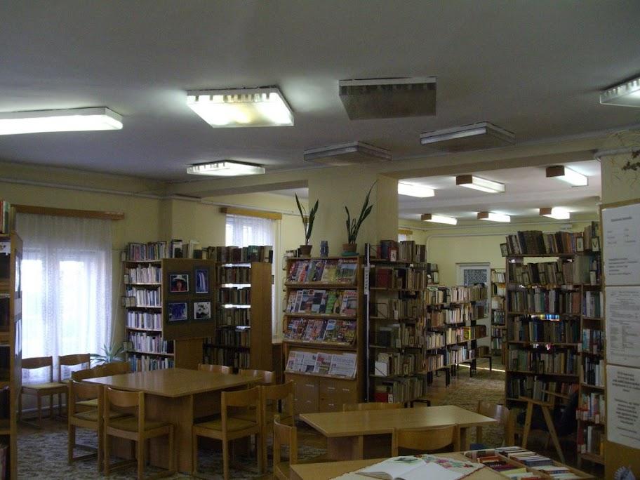 A Tompa Mihály Könyvtár