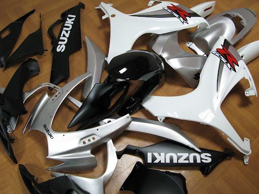 2001 Suzuki Gsx 600r Fairings  Bose Av3 2 1 Ii Gsx Fail 802