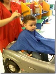 1st haircut 9