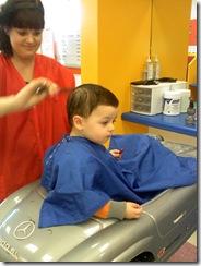 1st haircut 7