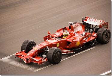 Badoer Ferrari 2008