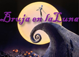 Bruja en la Luna