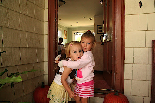 Isabel and Cali