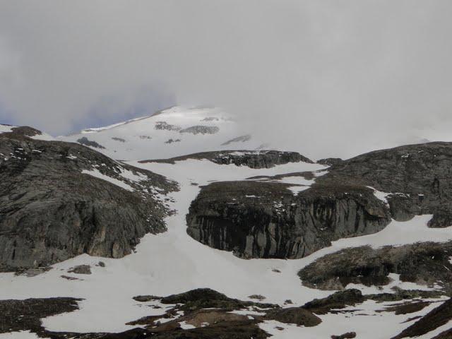 montaña de ruego - robiñera