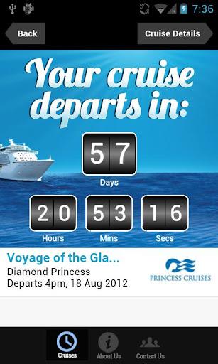 Cruise Countdown
