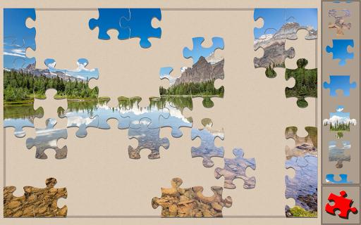 Jigsaw Genius Pro - screenshot