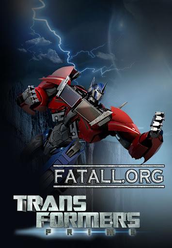 Трансформеры Прайм / Transformers Prime (2010) HDTVRip 720p