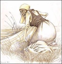 """Kannerez noz"". Illustrazione di Erwan Seure-Le Bihan"