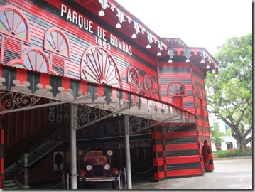 parque de bombas