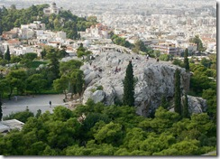 Areopagus_from_the_Acropolis