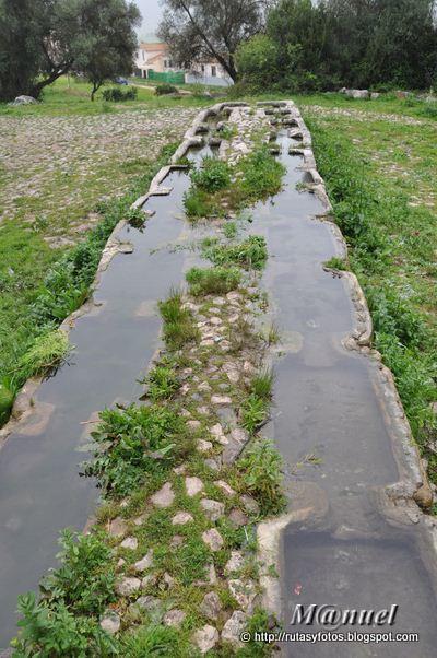 Nacimiento del arroyo Garciago