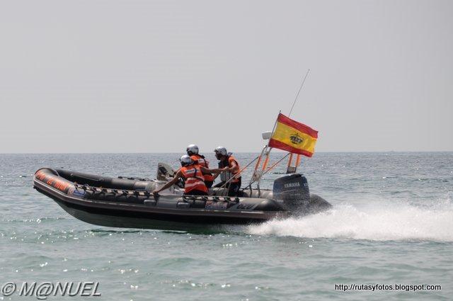 II Festival Aereo en Cadiz