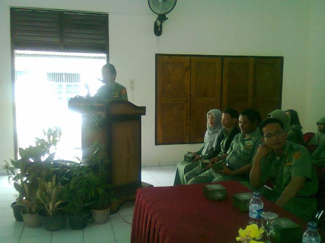 Peringatan Hari Guru Nasional 2010 - SMAN 3 Unggulan Kayuagung