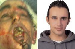 خالد محمد سعيد صبحي 28 عام