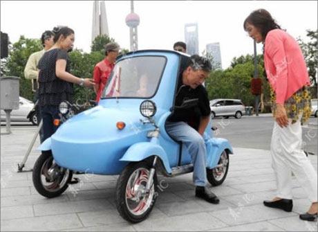 السيارة الصينية الكهربائية الأرخص سعراً