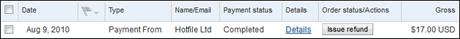 payment proof - تأكيد الدفع