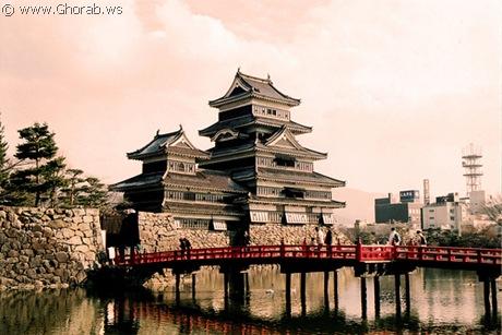 قلعة ماتسوموتو - Matsumoto castle, اليابان