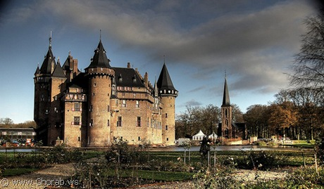 قلعة دي هار - De Haar Castle, هولندا