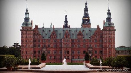 قلعة فريدريكسبورج - Frederiksborg Castle, الدنمارك