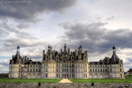 قلعة Chambord, فرنسا