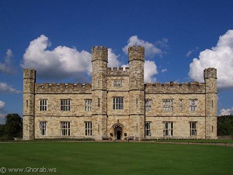 أجمل 42 قلعة حول العالم  Leeds_castle%5B7%5D
