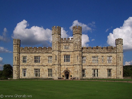 قلعة ليدز - Leeds Castle, إنجلترا