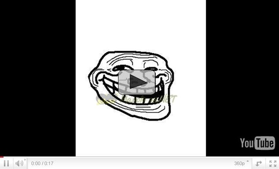 YouTube - Troll video