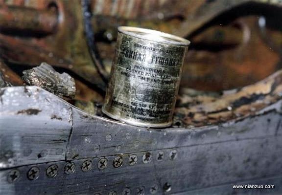 二战战斗机 罐头还在,罐头
