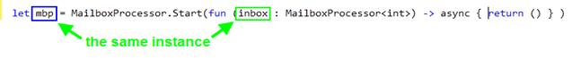 mailboxprocessor
