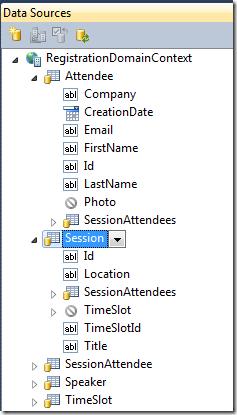 Data Sources Window