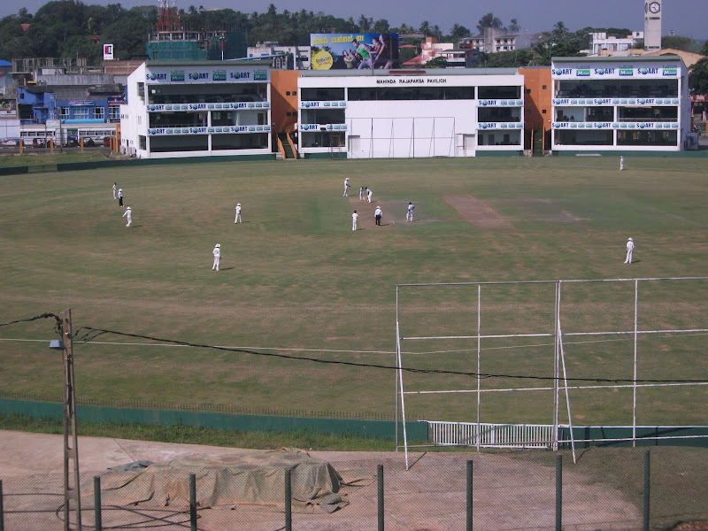 Cricket Stadium at Galle