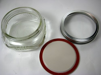 Jars, Lids and Rings