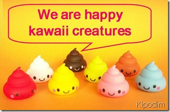 kawaii creatures