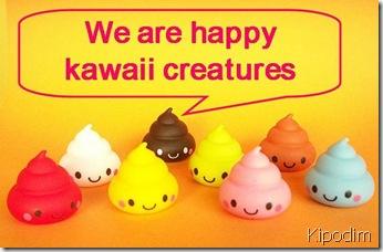 kawaii creatures